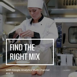 Google Analytics Multi Channel Analysis